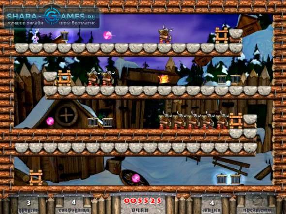 Игра снежок охотник за сокровищами 3 скачать бесплатно