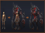 Развитие персонажа в игре