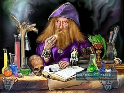 Знания алхимии очень ценные