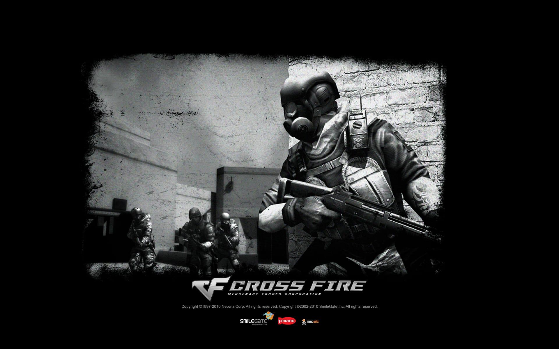 Онлайн Игра Crossfire Скачать