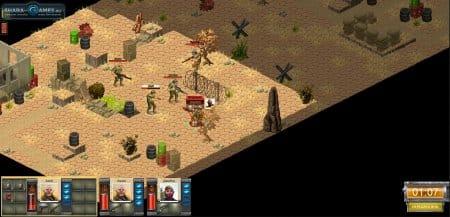 Боевые действия в Корасоне
