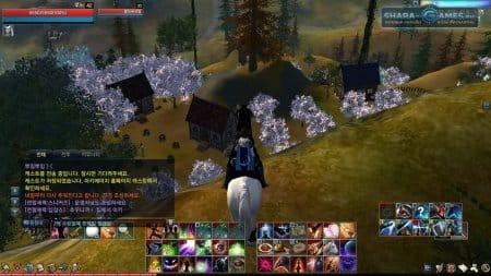 Ездовой маунт игры ArcheAge