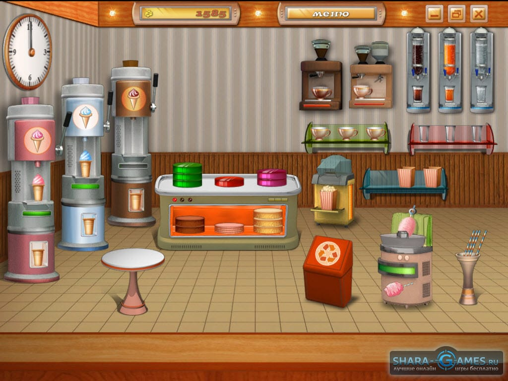 Free Download Cake Shop PC Game.