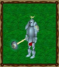 Жрец в онлайн-игре Новая эра
