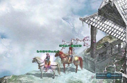 Путь героя не слезая с лошади