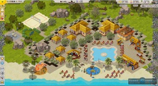 Создайте лучший курорт