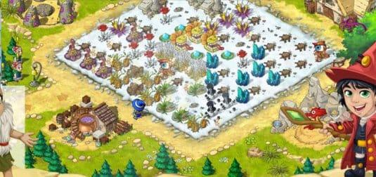 Чтобы успешно играть в МираМагию нужно стать фермером