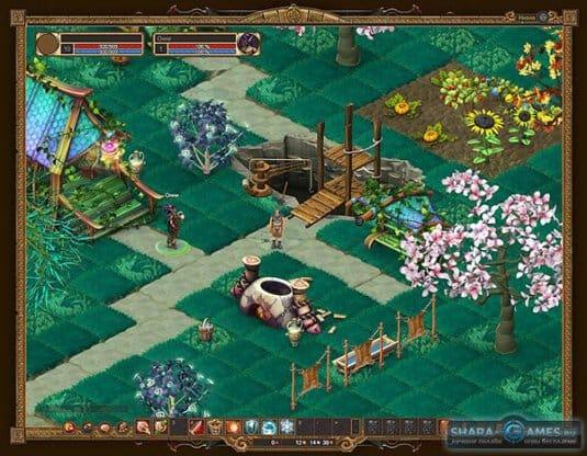 Территория игры Королевство