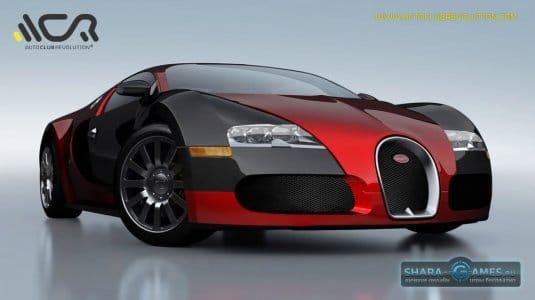 Bugatti Veyron EB 16/4