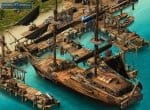 Здесь можно хранить корабли и ресурсы