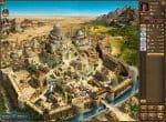 Развитый город одного из игроков