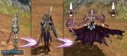 Колдуньи а Dragona online