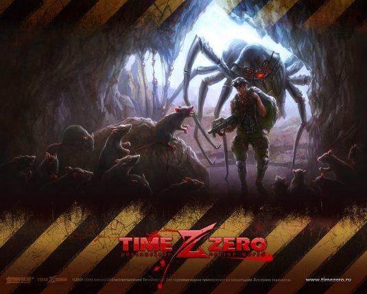 Играть в TimeZero без убийства монстров невозможно