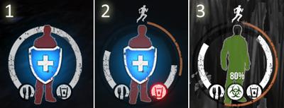 Индикатор здоровья игрока