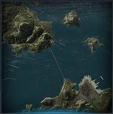 Локация Залив
