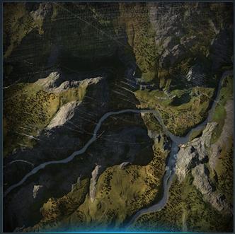 Карта Национальны парк