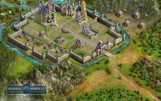 В игре Demon Slayer можно развивать городские постройки