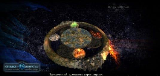 Вселенный Механизм, который лежит в основе всего мира Парограда