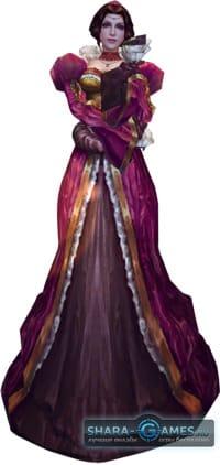NPC (неигровой персонаж) Рэйчел собственной персоной