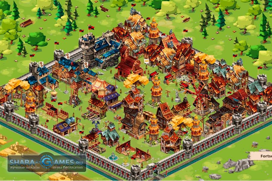 игра где нужно защищать замок управляя арбалетом коллекционеров создан