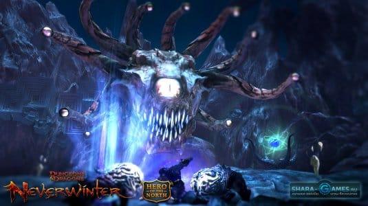 Скачать клиент игры Neverwinter Online через торрент