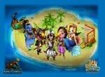 Все любимые мультяшные герои в одной игре