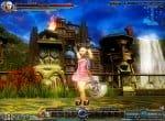 Создание персонажа и интерфейс игры