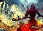 Красивая арт-картинка Duel of Champions