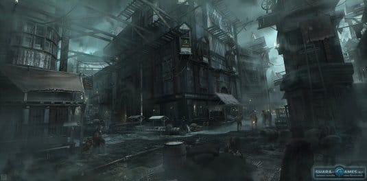 Город в игре Thief 4