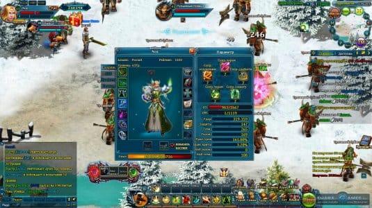"""Игровой мир в """"Тор: Молот Богов"""