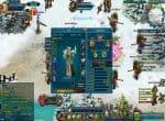 Интерфейс игрового окна игры Тор