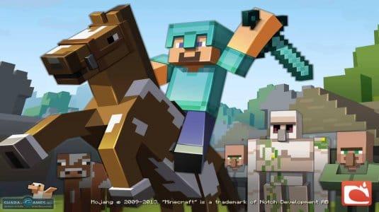 Minecraft 1.7.2 скачать
