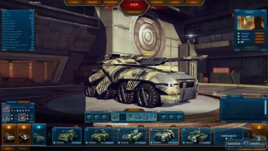 Тяжелыен танки —самые мощные в «»Стальных войнах