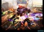 Заставка игры «Стальные войны онлайн»