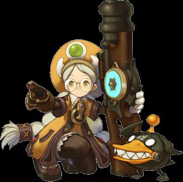 Механик Dragon Nest картинка