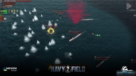 Играть в Navyfield 2