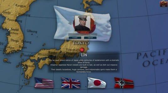 4 нации в Navyfield 2