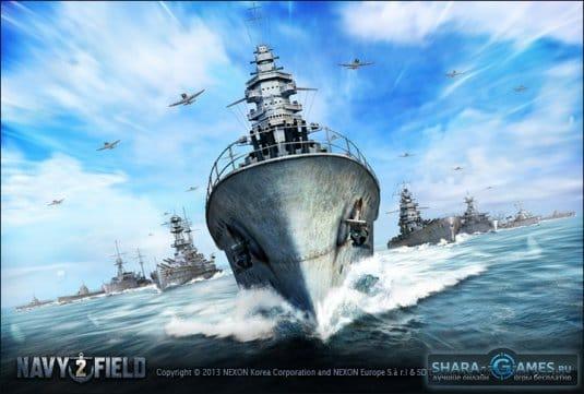 Скачать Navyfield 2 на русском