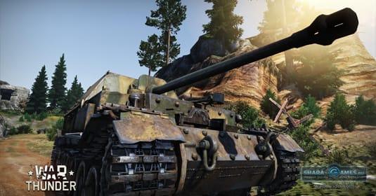 War Thunder танки скачать бесплатно