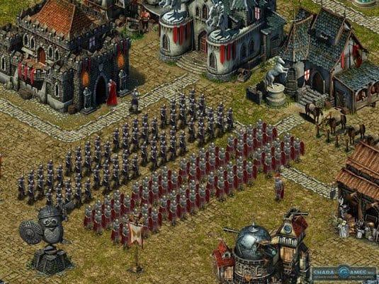 Старайтесь сделать свою армию из разных видов юнитов