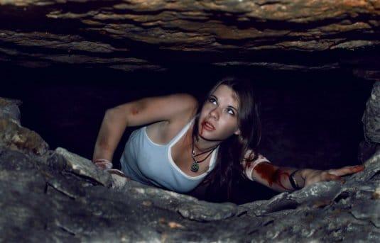 Косплей Tomb Raider в исполнение Анастасии Зеленовой