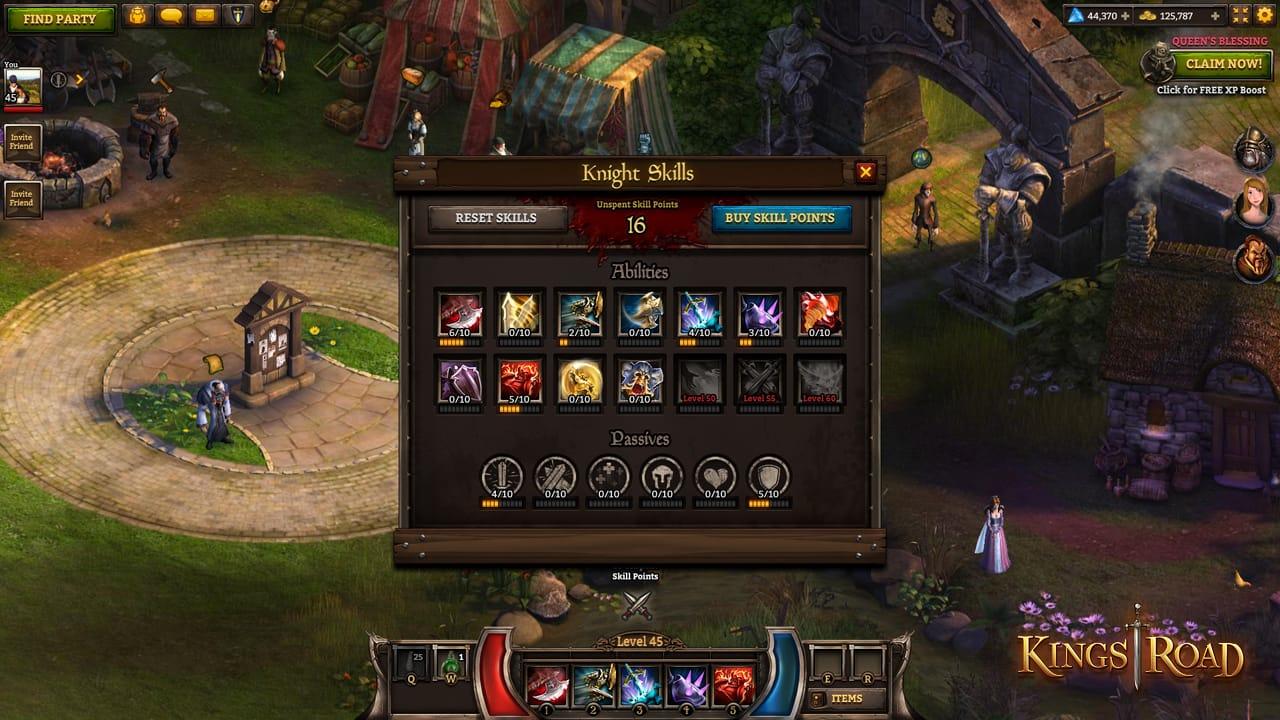 Картинки KingsRoad Скриншоты с игры KingsRoad