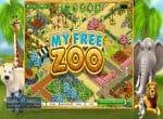 Заставка My Free Zoo на английском