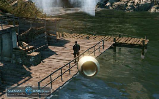 Дальние выстрелы в Sniper Elite 3