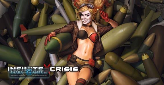 Infinite Crisis скачать бесплатно