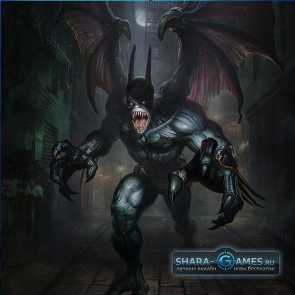 Кошмарный Бэтмен