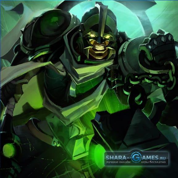 Магический Зеленый Фонарь
