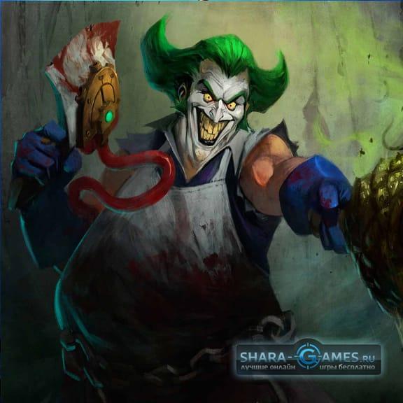 Стимпанк-Джокер