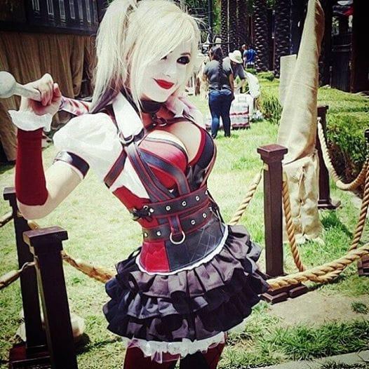 �������� ����� � ������� �� Harley Quinn �3
