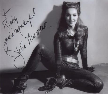 Косплей Женщина-Кошка от Джули Ньюмар 3